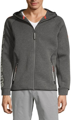 Superdry Raglan-Sleeve Hooded Jacket