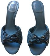 Christian Dior Kitten Sandals