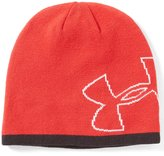 Under Armour Little Boys Double Layer Reversible Beanie Hat