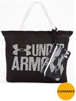 Under Armour Big Wordmark Tote - Black