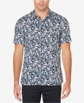 Perry Ellis Men's Classic-Fit Digital Speck Cotton Shirt