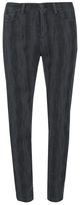 Vivienne Westwood Vivenne Westwood Anglomania Women's Anarchy Stripe Yeates Jeggings Blue
