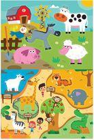 Prince Lionheart 2-Pack Zoo/Farm Bath Puzzle