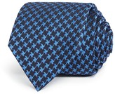The Men's Store at Bloomingdale's Houndstooth Silk-Wool Classic Tie