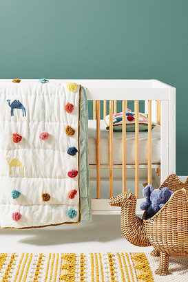 Anthropologie Beni Kids Quilt By in Assorted Size Td quilt