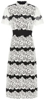 Burberry Tahlia Cotton Lace Dress
