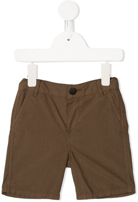 Fendi Kids Bermuda Shorts