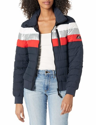 Superdry Women's Colourblock Fuji Bomber Jacket