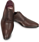 Fratelli Borgioli Treno - Laceless Leather Oxford