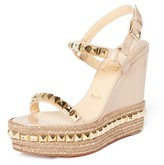 Christian Louboutin Women's Cataclou Espadrille Wedge Sandal