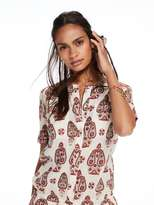 Scotch & Soda Printed Playsuit