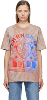 Thumbnail for your product : Online Ceramics Multicolor Tie-Dye 'Change Is Good' T-Shirt