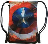 Marvel Captain America Civil War Shield Adult Gym Sack