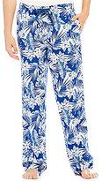 Tommy Bahama Island Washed Floral Printed Woven Pajama Pants