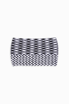 Missoni Diamond Zigzag Double Headband