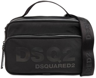 DSQUARED2 Dsq2 Nylon Horizontal Crossbody Bag
