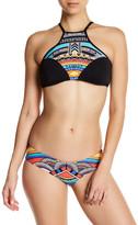 Rip Curl Colorblock High Neck Bikini Top