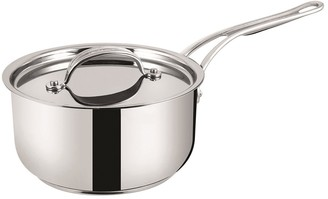 Tefal Jamie Oliver Premium Non-Stick Stainless Steel Saucepan 16cm