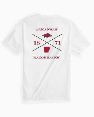 Southern Tide Arkansas Razorbacks Short Sleeve T-Shirt