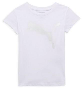 Puma Little Girl's Big Cat Pack T-Shirt