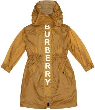 Burberry Logo coat