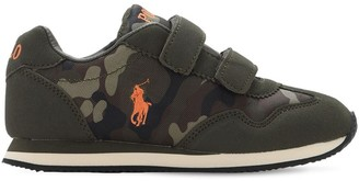 Ralph Lauren Strap Tech Sneakers