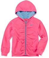 Nike Zip-Front Hoodie - Girls 4-6x