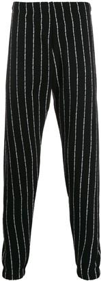 Enfants Riches Deprimes Logo Stripes Track Trousers
