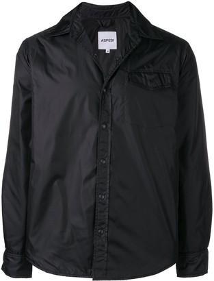Aspesi Lightweight Shirt Jacket