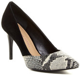 Elaine Turner Designs Jessica Snake Embossed Pump