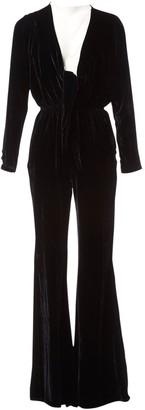 Non Signã© / Unsigned Black Cotton Jumpsuits