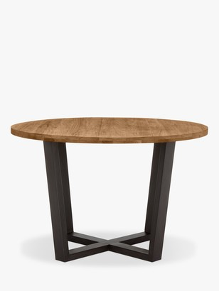 John Lewis & Partners Calia 6 Seater Round Dining Table