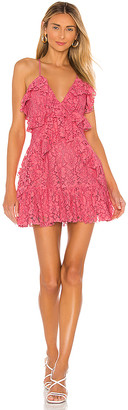 NBD Mugsy Mini Dress