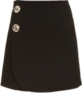 Marni High-waisted wool mini skirt