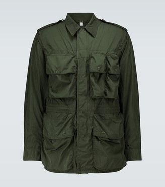 Burberry Thornham nylon field jacket