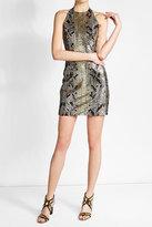 Balmain Sequin Embellished Dress