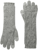 Polo Ralph Lauren Cashmere Cable Touch Gloves