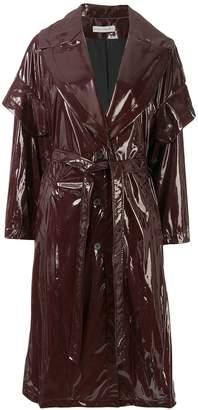 Palmer Harding Palmer / Harding Unison belted trench coat