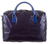Gucci Imprime GG Large Duffle Bag