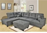 Andover Mills Russ Sectional