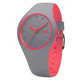 Ice Watch Ice-Watch - Ice Duo Dusty coral - Women's Wristwatch with Silicon Strap - 001488 (Small)