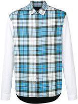 J.W.Anderson checked shirt