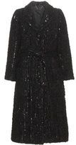 Marc Jacobs Embellished Knitted Coat
