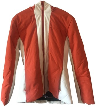 Fusalp Orange Polyester Jackets