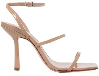 Schutz Nita Patent Leather Sandals