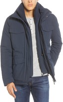 Save The Duck Field Jacket with Removable Bib