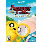 Nintendo Adventure Time: Finn & Jake Investigations Wii U