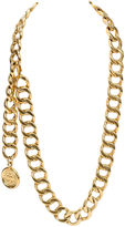 One Kings Lane Vintage 1970s Chanel Gold Chain Belt/Necklace