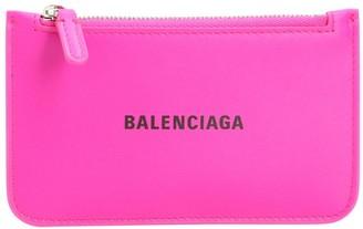 Balenciaga Long coin and card holder