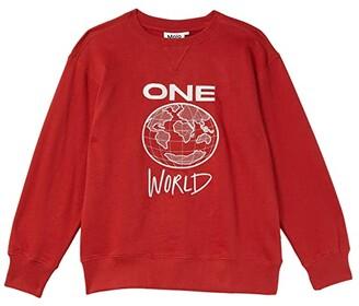 Molo Mann (Little Kids/Big Kids) (Bossa Nova) Boy's Sweatshirt
